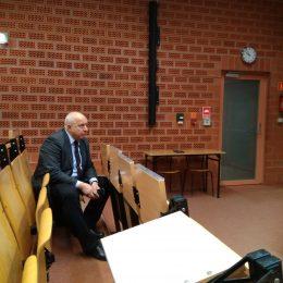 Prof. dr hab. Tomasz Giaro – Dziekan Wydziału Prawa i Administracji Unwersytetu Warszawskiego